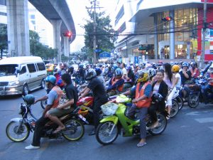 scooter & motorbike rental bangkok