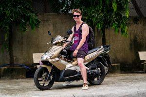 scooter motorbike rental bangkok
